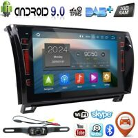 """For Toyota Tundra Sequoia 2008-2014 9"""" Android 9.0 Car Radio Stereo GPS Indash"""