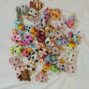 Lot of 36 LPS My Little Pet Shop Animals Figures Hasbro 2005 06* 07*