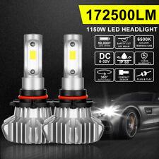 9006 HB4 LED OSRAM Headlight Kit Light Bulbs Replace Head Lamp 1100W Globe White