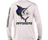 Sailfish UPF 50 Long Sleeve Microfiber Performance fishing shirt