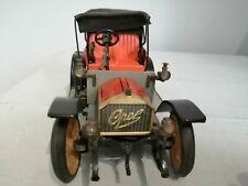 C1962 Schuco Tin plaque Opel Doktorwagen 1909 4/8 PS-modèle 1228-red Décoration