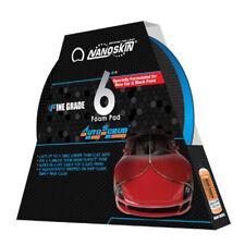 "Nanoskin Car Care AS-006 6"" Autoscrub Fine Blue Foam Clay Pad,  FREE SHIPPING"
