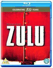 Zulu (50th Anniversary Edition Michael Caine) Blu-ray Reg B