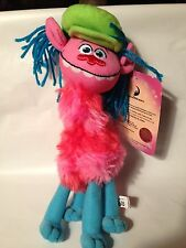 """Trolls The Movie Cooper Plush Doll Toy Dreamworks New with tags USA 10"""" Med"""