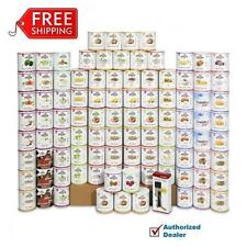 Augason Farms DELUXE 1 Person ONE YEAR KIT Large 10 Cans Emergency, Food Storage