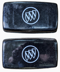 1989 Buick Regal GS Fog Driving Light Covers OE Pair