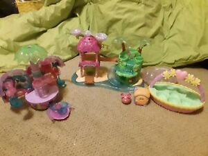 Hatchimals Colleggtibles Tropical Island Party & Pop Up playsets