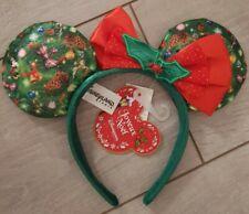 SERRE-TETE / Headband Disneyland Paris MINNIE SAPIN SUB