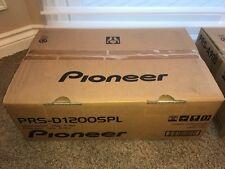 Pioneer Stage 4 PSR-D1200SPL Mono-Block Car Audio Sq SPL Amplifier Amp Brand New