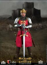 COOMODEL 1/6 NO:SE004 Empires Series - Richard the Lionheart Collectible Figure