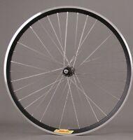Velocity Deep V Black Shimano Ultegra 6800 Hub 36h Road Bike Front Wheel Only