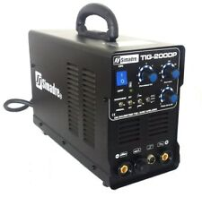 Welding Machine Simadre Powerful Tig200dp 200a Tig Mma Pulse Dc Inverter 110/220