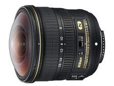 Nikon Nikon AF-S Fisheye Nikkor 8-15mm f/3.5-4.5 E ED Lens