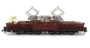 MTH Suisse 14253 O Échelle Ingénierie Échantillon Crocodile Electric Locomotive