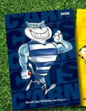 Geelong Cats AFL Finals Glossy Premiership Poster Herald Sun