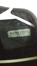 Men's, Rogue State, Jacket, Coat, XL, Gray