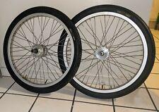 ACS RL OL Freecoaster RL Edge Rims True 100 Tires OLD School BMX Redline RL20II