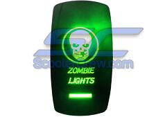 UTV Skull Zombie Lights Rocker Switch 2016 Led On Off Toggle Square Dune Sand