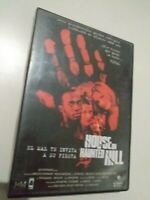DVD  Hause on haunted hill el mal te invita a su fiesta ( ingles y castellano)