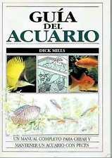 Guía del acuario. Dick Mills
