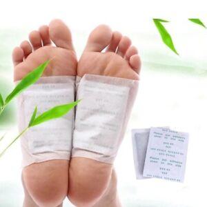 20pcs/lot Kinoki Detox Foot Pads Organic Herbal Cleansing Patches FREE SHIPPING