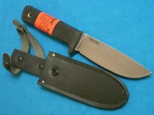 VINTAGE COLD STEEL USA CARBON V MASTER HUNTER HUNTING SKINNING BOWIE KNIFEKNIVES