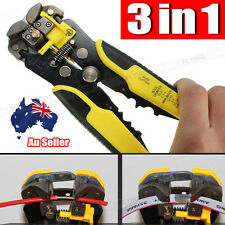 Automatic Electric Cable Wire Stripper Multifunctional Cutter Crimper Pliers