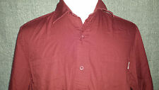CARHARTT Man's Short Sleeve Shirt Size: L/XL in VERY GOOD Condition