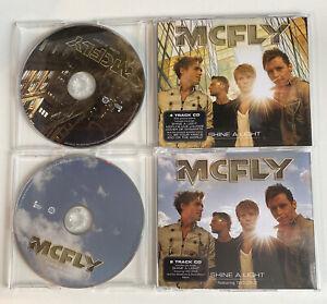 McFly 2 x CD Shine a Light' feat. Taio Cruz