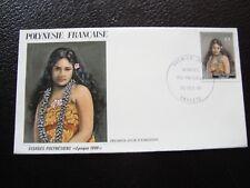 POLYNESIE FRANCAISE - enveloppe 1er jour 20/2/1985 (B15)