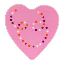 Floor Mat HJARTLIG Beautiful Pink 65 x 65 cm Special item to boost deco