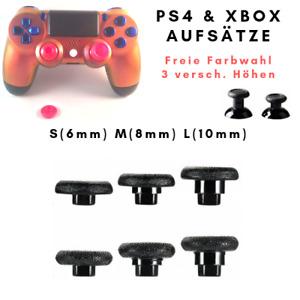 Swap Stick Aim Aufsatz | 1x Erweiterung Thumbstick Höhe | PS4 & XBOX Controller