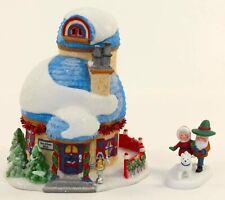 Dept 56 North Pole Village - Mitten Manor 56756 Set 2 Elfland Retired Brand New