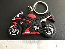Yamaha YZR-F1 Motorcycle keychain. Red Black White & Gray Only. As Pictures