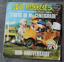 Les Bubblies - l'auto de Mr centigrade , BO du feuilleton TV/ OST, SP - 45 tours