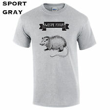 378 Awesome Possum Mens T-Shirt funny animal college cool classic sleep humor