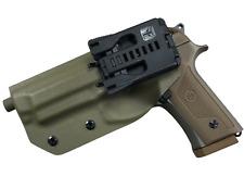 Beretta M9 92 92fs Holster by SDH Swift Draw Holsters Tek Lok