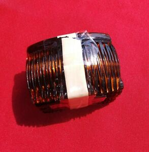 Vintage Hair Combs Faux Tortoise Shell Anne Klein for Riviera France -pack of 12