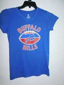 Buffalo Bill's Girls T-Shirt, NFL Team Apparel, Lg. , XL