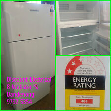 Fisher & Paykel E521TRT5 517L Top Mount Fridge Factory Second we open 7 days