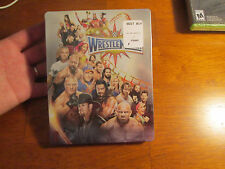 WWE: Wrestlemania XXXIII 33 Blu-ray Disc 2017 SteelBook   Best Buy NEW RARE
