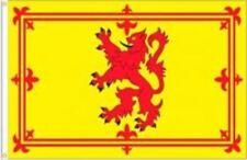 SCOTLAND LION RAMPANT 3 X 5 FEET LARGE COUNTRY FLAG BANNER ... (92 CM X 152 CM)