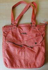 O´NEILL Tasche Shopper Handtasche apricot rot oder lachsfarbend