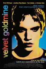 Velvet Goldmine Movie Poster 24inx36in
