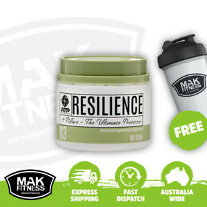 ATP Science Resilience Immune System Support | FREE Shaker & Shipping