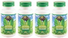 Youngevity Ultimate Selenium 90 Capsules 100 mcg With Vitamins A C D E pak of 4