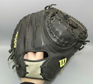 "Wilson A2000 SuperSkin 12"" Fatspitch Softball First Base Glove *USED*"