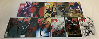 Dynamite comics ~ MISS FURY #1 2 3 4 5 6 7 8 9 10 11 ~ FULL SET