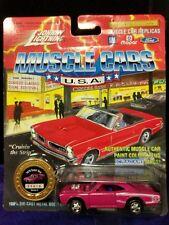 Johnny Lightening Muscle Cars W Token '70 Super Bee (Lot M6)