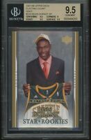 2007-08 upper deck electric court gold KEVIN DURANT rookie BGS 9.5 pop 13